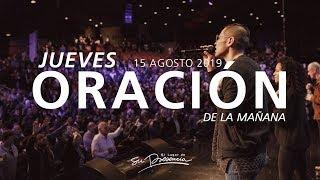 🔴 Oración de la mañana (Música Cristiana) - 15 Agosto 2019 - Andrés Corson | Su Presencia