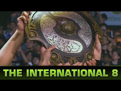 Dota 2 - The International 8 Movie thumbnail