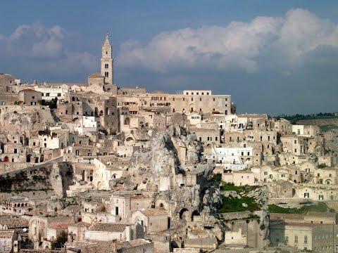 MATERA ( Italy ) - TOUR COMPLETO - European Capital of Culture 2019 -
