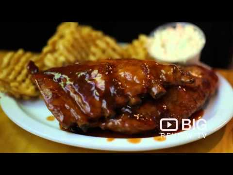 Firehouse A Sports Bar In New York Serving BBQ Ribs, Buffalo Wings And Beer