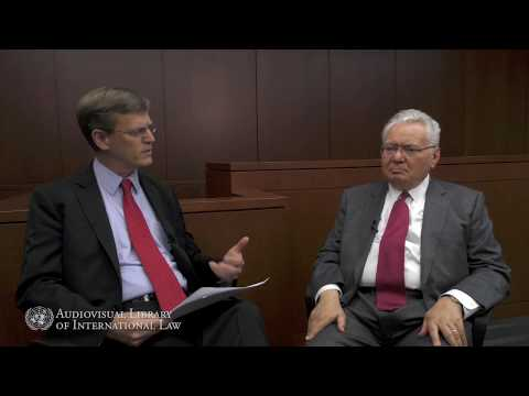 An Interview with Judge Thomas Buergenthal (Part I)