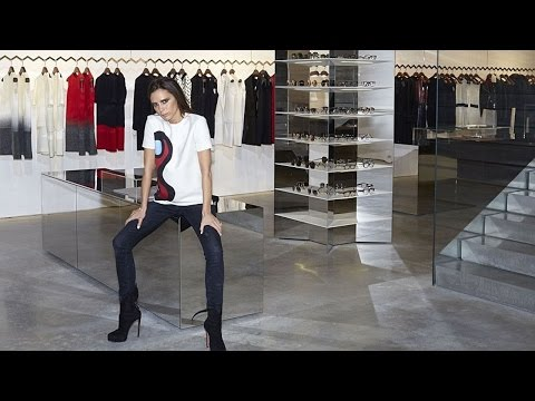 Victoria Beckham plans to open store in Hong Kong
