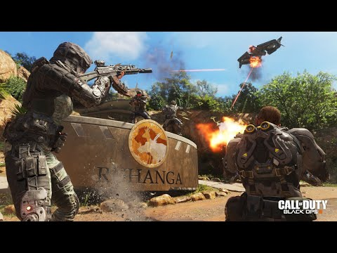 Call of Duty: Black Ops III - New World Zurich Switzerland Walkthrough