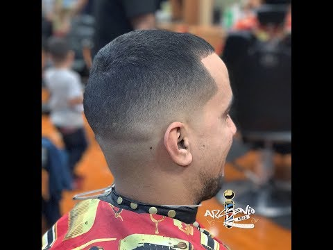 How to become a Barber Learn Step by step Tutorial Fade Haircut