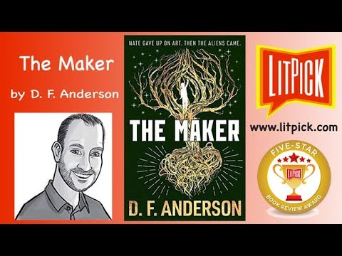 The Maker by D. F. Anderson