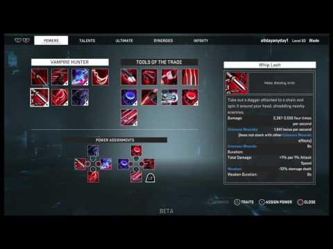 Marvel Heroes Omega PS4 - Build Breakdown - Blade