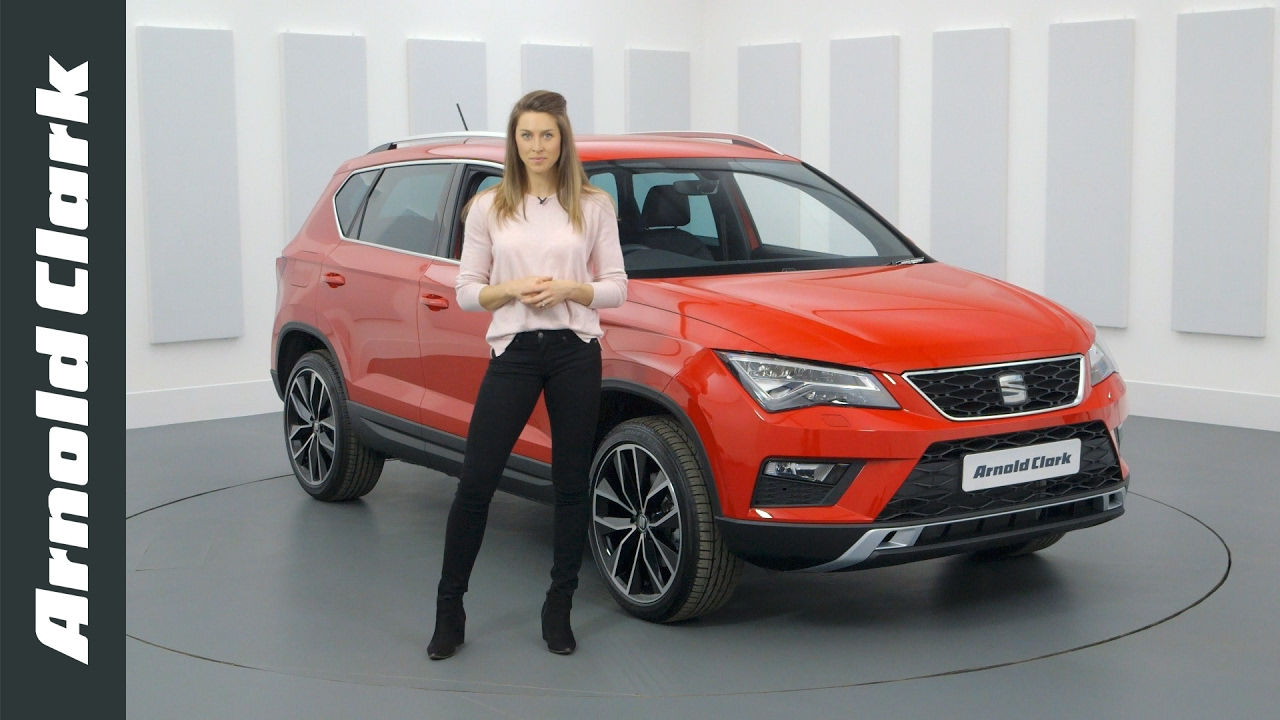 seat ateca xcellence walkaround arnold clark youtube. Black Bedroom Furniture Sets. Home Design Ideas