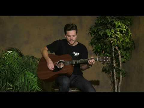 Willcutt Guitars Demo Martin DRS1