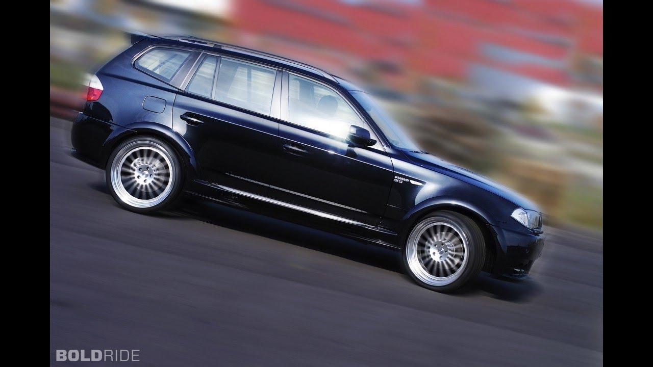 Обзор BMW x3 e83 - Нормально!