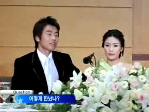 "[sports]soccer Star ""Lee Dong Kook"" Wedding (이동국선수, 결혼식현장)"