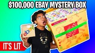 25 VS 100000 EBAY MYSTERY BOX  Nsane