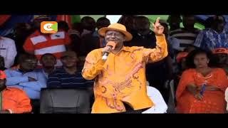 Raila aongoza sherehe za Mashujaa Kisumu