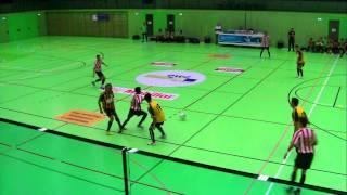 Saison 2010 / 2011 MNK Croatia 97 : Union 7 Futsal Club Zürich 3:5 (1 / 5)