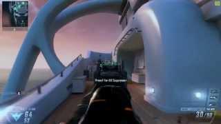 Call of Duty Black Ops 2 - Hijacked » Intel HD 2500
