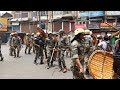 Darjeeling Today Chowk Bazar Video Where Police Charged Baton On Gorkhaland Supporters