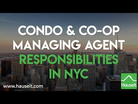 Condo & Co-op Managing Agent Responsibilities in NYC (2020) | Hauseit®
