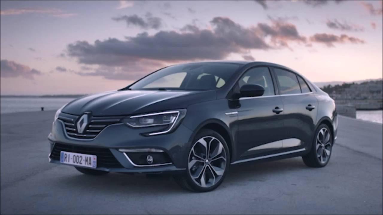 Renault Megane Sedan Detalhes Www Car Blog Br Youtube