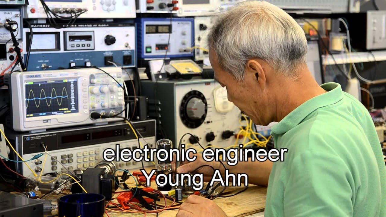 2A3 EL34 KT88 300B SE TUBE AMPLIFIER TEST using HX-3008PG single ended  output transformer