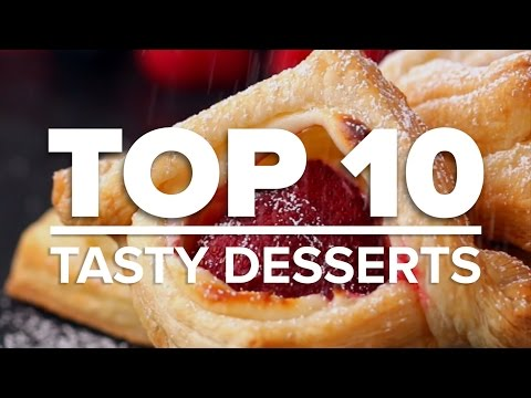 Get Top 10 Tasty Desserts Snapshots