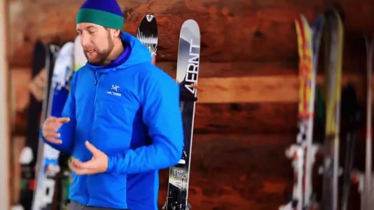 6597ce848da Arc'teryx Atom LT Hoody - YouTube