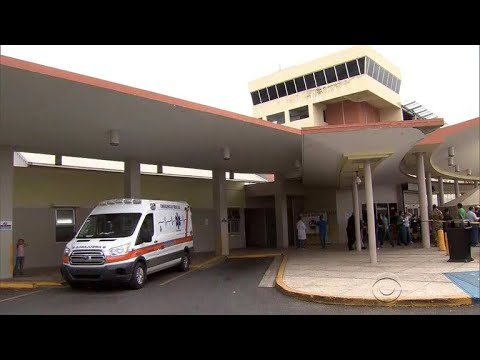 Desperation And Resilience Inside Puerto Rico's Largest Hospital