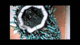 Spiral tree parts