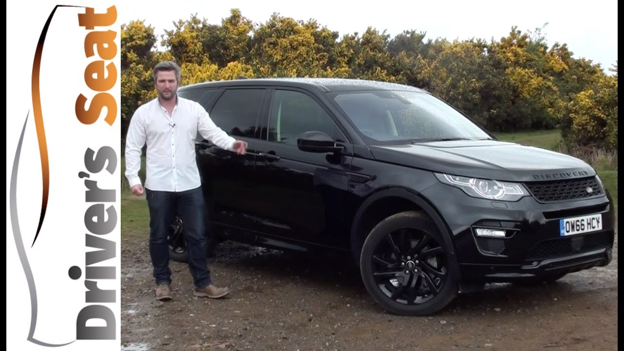 land rover discovery sport owners manual