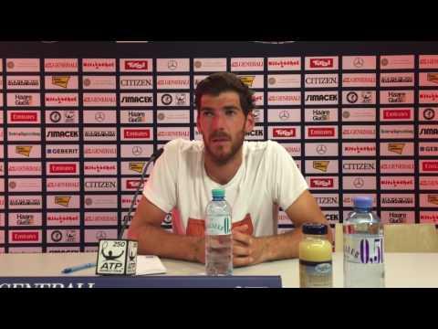 ATP Generali Open Kitzbühel: Interview mit Gerald Melzer