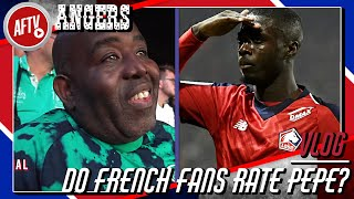 Do French Fans Rate Pepe? | AFTV Vlog in Angers, France