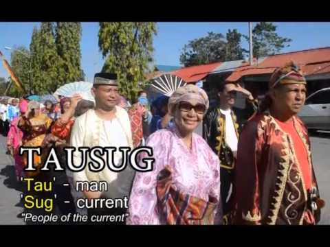 In Pagbangun Ha Sultan (The Re-enactment of the Enthronement of a Sulu Sultan)