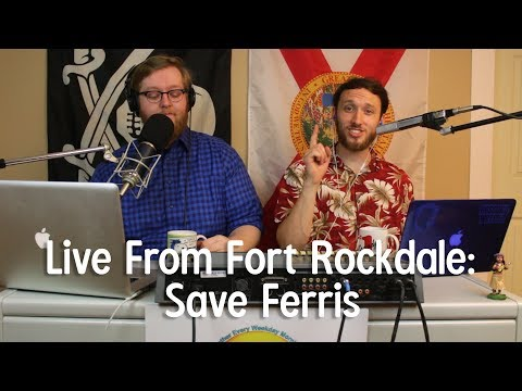 Live From Fort Rockdale 1: Save Ferris