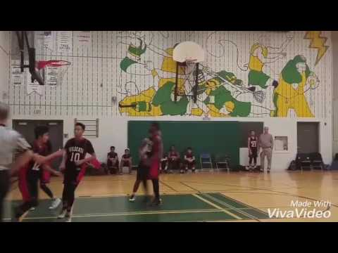 2016/2017 Denis O'Connor Basketball - Josh Samonte - Class of 2020