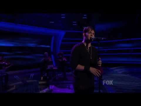 """true HD James Durbin """"Without You"""" Top 5 American Idol 2011 (May 4)"""