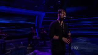 "true HD James Durbin ""Without You"" Top 5 American Idol 2011 (May 4)"