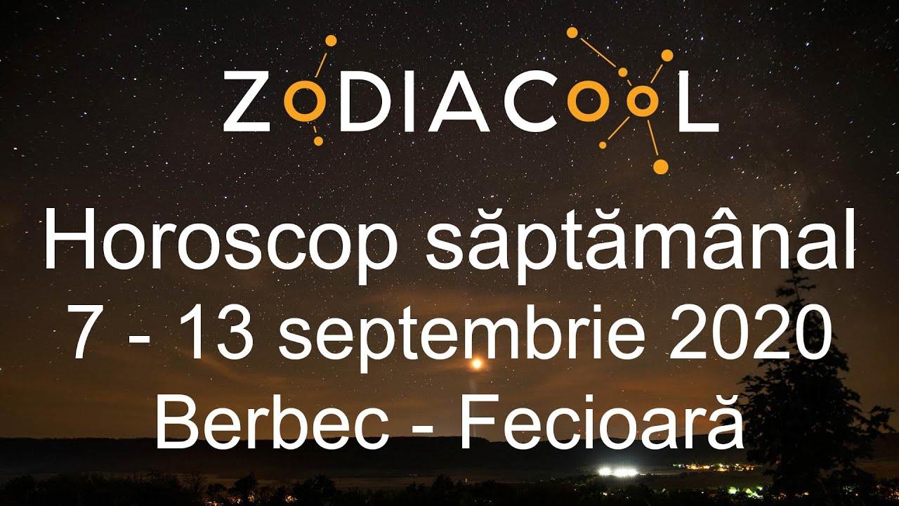 Horoscop saptamana 7 - 13 Septembrie 2020 pentru Berbec - Fecioara, oferit de ZODIACOOL