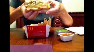 Whispering And Eating Mcdonalds : Big Mac, Fries, Apple Pie And Drinking Sprite Asmr