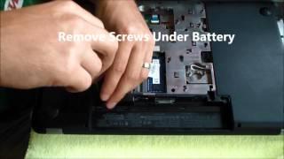 HP Pavilion 17 AC DC Power Jack Repair (Broken Charge Port)