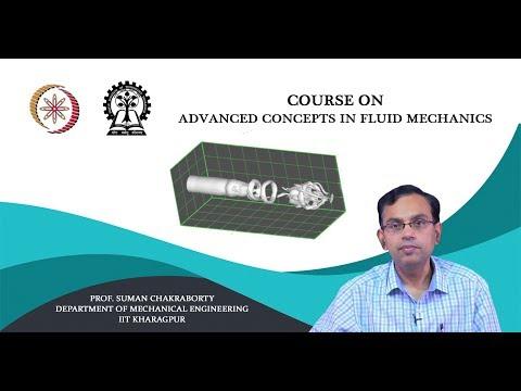 Advanced Concepts in Fluid Mechanics - Course