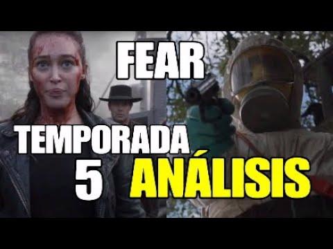 Fear The Walking Dead Temporada 5 Tráiler. Análisis y Predicciones.