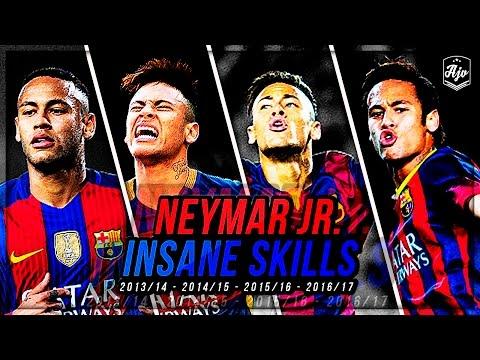 Neymar Jr. - CRAZIEST Skills & Goals EVER...