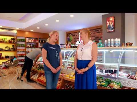 Русские продукты в Анталии (в Турции)