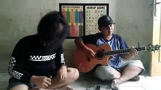 Mengejar matahari feat alip_ba_ta (acoustic cover) - ari lasso