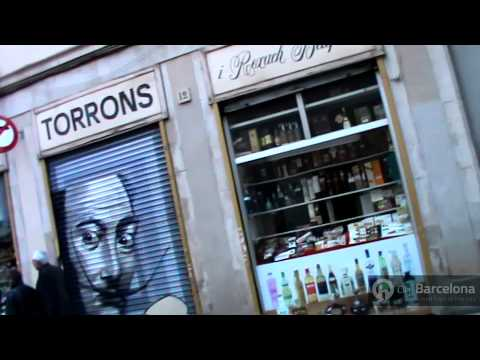 The Raval - revel in street culture and urban art