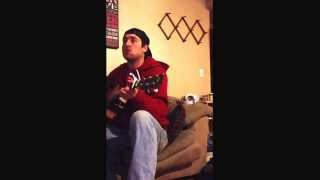 Jason Aldean- Don't Give Up On Me (Cover)