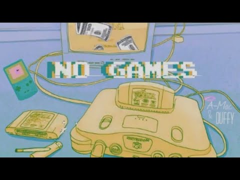 A-Mac & Duffy - No Games  (Dope Boyz)