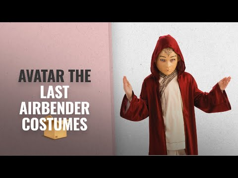 Top 10 Avatar The Last Airbender Halloween Costumes For Kids [2018] | Great Halloween Ideas
