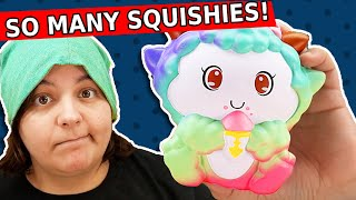 A LOT of Squishies, Craft Kits and Japanese Snacks! Unboxing Your Mail