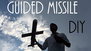 DIY Javelin Guided missile Part1