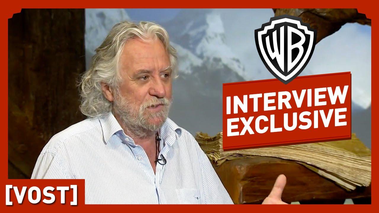 Le Hobbit - Interview Dan Hennah (VOST) - Peter Jackson