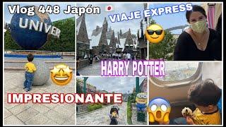 VLOG 448 JAPON 🇯🇵 NOS VAMOS DE PASEO +  + SUPER NINTENDO WORLD MARIO + AGOTADAS + UNIVERSAL STUDIOS